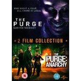 The Purge / The Purge: Anarchy Double Pack [DVD] [2013]